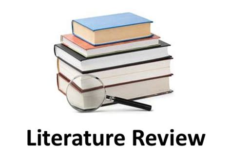 Functions of literature review in scientific research